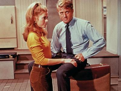Jane Fonda e Robert Redford Leoni d'oro alla carriera