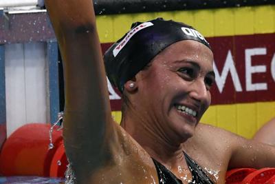 Mondiali nuoto, Quadarella bronzo in 1500 sl donne