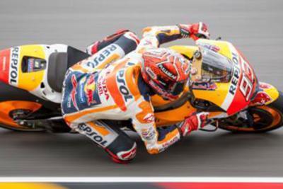 Motogp, Marquez in pole: Dovizioso secondo