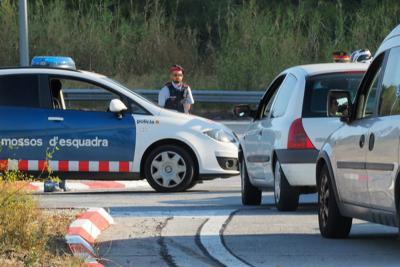 Spagna, caccia all'autista killer