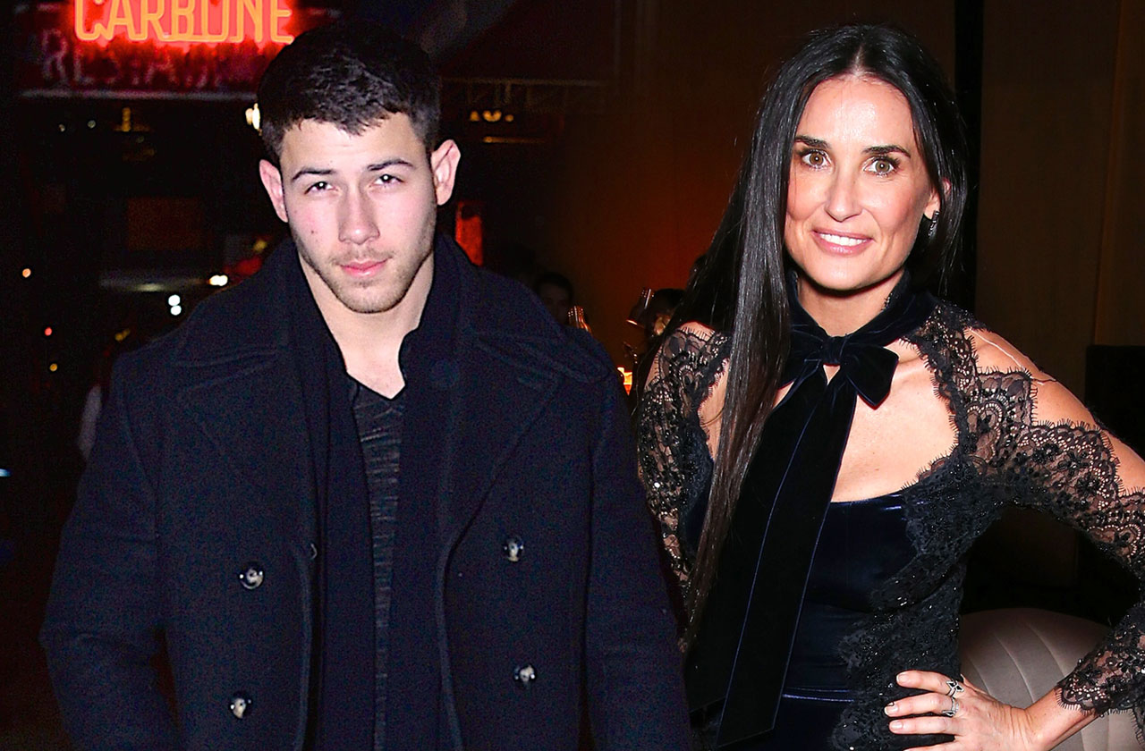 "who is demi moore dating now Radar reports that known cougar demi moore is shacking up with they hit it off — and now demi and nick are hooking up"" harry got a few punches on his moore family frequent boner card since he also dated rumer."