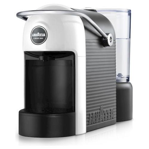 Lavazza macchina da caff espresso bianca jolie a modo mio - Macchina caffe lavazza in black ...