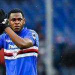 Sampdoria-Udinese 2-1, Zapata alla Weah. Terzo stop in fila per i friulani