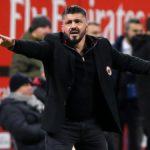 """Milan, Gattuso: """"Nei prossimi 15 giorni ci giochiamo la stagione"""""""