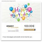 Buono Regalo Amazon.it – Digitale – Compleanno di tutti i colori
