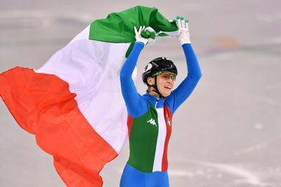 Super Arianna, primo oro Italia Chi è la regina olimpica