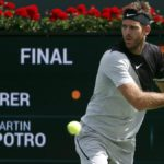 Tennis, Federer cade in finale. A Indian Wells trionfa Del Potro