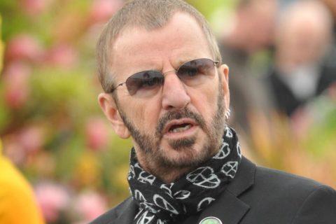 Ringo Starr è Sir