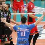 Volley, play off Superlega: Ravenna costringe Perugia alla bella