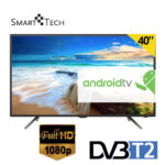 SMART TV LED ANDROID 40″ POLLICI SMART TECH FULL HD LE-4048SA DVB-T2/C 283237