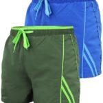 Costume da Bagno Uomo Pantaloncino Mare Boxer Shorts Spiaggia GIROGAMA 5299IT | eBay