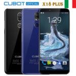 "128GB+6GB MAZE Alpha X 6"" 18:9 SMARTPHONE Android7.0 Helio P25 4G CELLULARE 16MP"