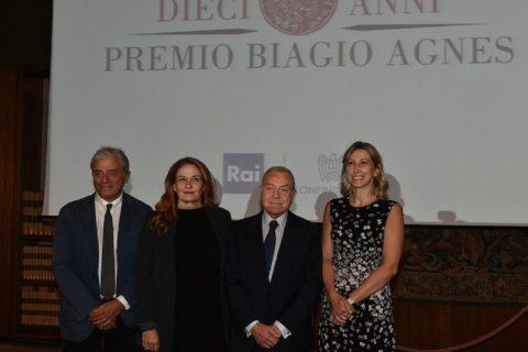 A Sorrento la X edizione del Premio Biagio Agnes