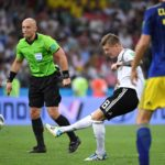 Miracolo Kroos, Germania salva al 95'