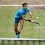 Atp Halle, Federer ko e titolo a Coric