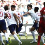 Inghilterra scatenata: Panama ko 6-1