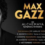 Max Gazzè – Alchemaya