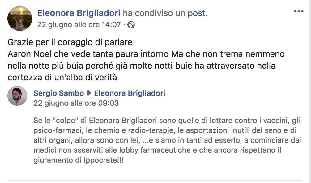 eleonora brigliadori pechino express video