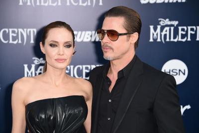 Angelina Jolie, custodia dei figli a rischio
