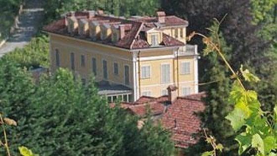 Torino ecco la casa per cristiano ronaldo pronta in for Piani di casa del vecchio mondo