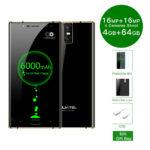 6000mAh 5.5″ OUKITEL K3 4G Telefono Android7.0 Smartphone 2*SIM 4+64GB Cellulare – Offerte di Oggi