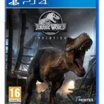 VIDEOGIOCO JURASSIC WORLD EVOLUTION PS4 GIOCO SURVIVAL PLAYSTATION 4 ITALIANO