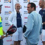 Padel, 'Gillette Vip Cup': il premio speciale è una sfida con Totti e il campione del mondo Belasteguin