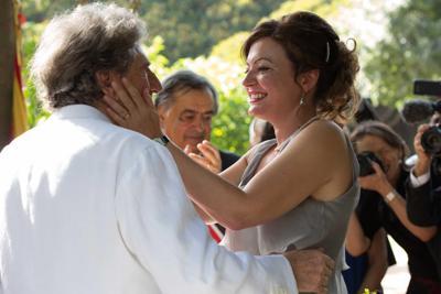 Fiori d'arancio, si sposa Gabriele Ferro