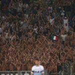 """Volantino choc ultrà Lazio: """"Donne da fila 10 in poi"""""""