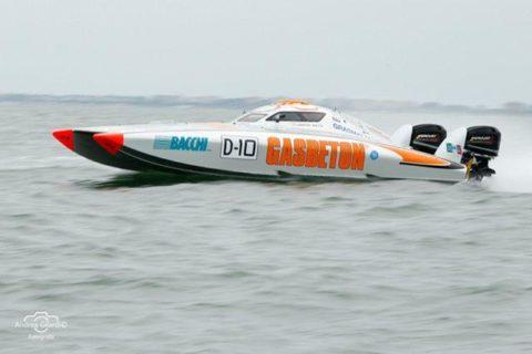 Motonautica, Gasbeton vince la prima prova del Gp d'Italia