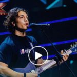 Gassman jr sul palco di X Factor