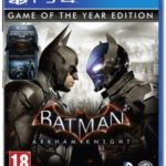 VIDEOGIOCO BATMAN ARKHAM NIGHT PS4 GIOCO PLAYSTATION 4 ITALIANO PAL NO SIGILLO  …