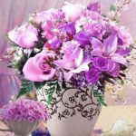 Set Diamond Painting Immagine a mano set fai da te fiori Strauss Vase (C4X)  Pre…