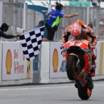 Marquez leader in prime libere