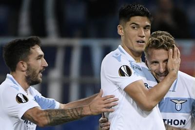 La Lazio vince contro il Marsiglia e si qualifica