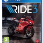 RIDE 3 VIDEOGIOCO UFFICIALE PS4 MOTO DA STRADA GIOCO MOTO GP ITALIANO NUOVO