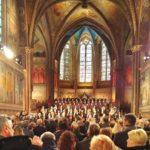 Applausi per Josè Carreras al Concerto di Natale di Assisi