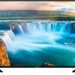 HISENSE H43AE6000 TV LED Ultra HD 4K HDR, Precision Colour, Super Contrast, Smart TV VIDAA U, Tuner DVB-T2/S2 HEVC HLG, Crystal Clear Sound 14W, Wi-Fi