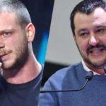 Matteo Salvini si congratula con Anastasio, che però prende le distanze da lui