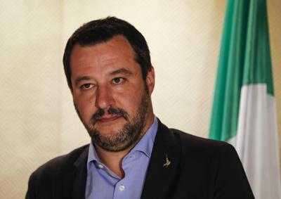 Salvini: Per Battisti futuro nelle patrie galere