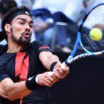 Australian Open, Fognini fuori