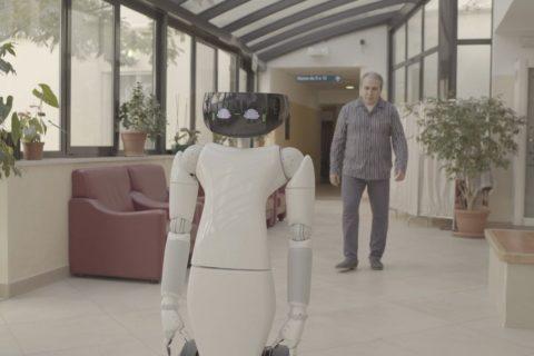 Il robot entra in corsia, al via la sperimentazione in ospedale