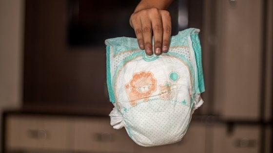 Francia: pannolini usa e getta contengono sostanze potenzialmente pericolose