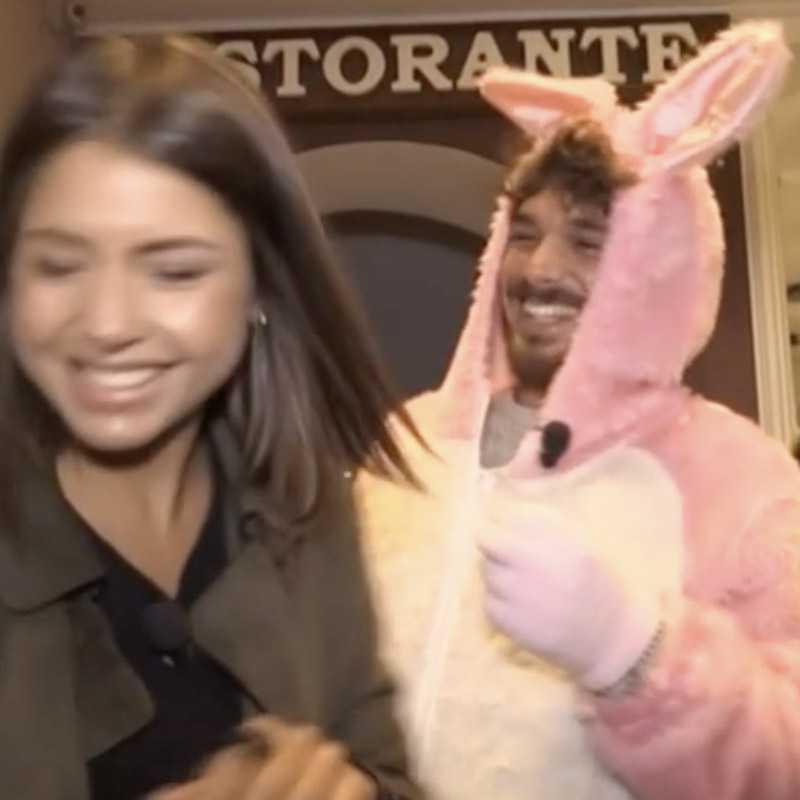 andrea cerioli coniglio rosa federica arianna