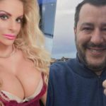 Francesca Cipriani svela i messaggi privati che si scambia su Instagram con Matteo Salvini