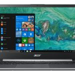 Acer Swift 1 SF114-32-P56T Notebook con Processore Intel Pentium Silver N5000, Ram da 4 GB, 128 GB SSD, Display 14″ FHD IPS LED LCD, Scheda grafica UHD 605, Windows 10 Home, Silver