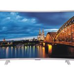 Akai CTV4026 Televisore Curvo 39 Pollici TV LED FHD Smart Android