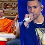 Soldi di Mahmood cantata in Chiesa prima della messa (VIDEO)