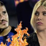 Wanda Nara brucia le foto con il marito Mauro Icardi – il motivo (VIDEO)