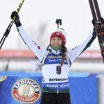 Biathlon, Wierer nella storia
